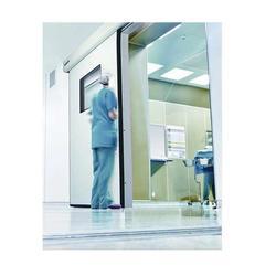德州手术室门,手术室自动门,摩恩科门业专业生产厂家图片