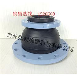 低价出售橡胶软接头厂家//非金属膨胀节型号//法兰式橡胶软连接品质优图片