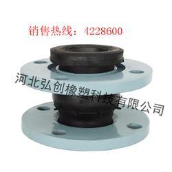欢迎订购 耐磨橡胶软接头 橡胶软连接 偏心异径橡胶接头 型号齐全图片