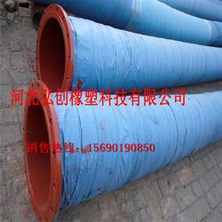 厂家定做 大量加工   大口径胶管  排污胶管   安装灵活 售后保证图片