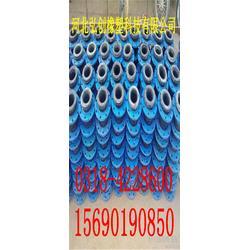 厂家现货供应  耐温橡胶软连接  安装灵活 耐温非金属膨胀节  优惠图片