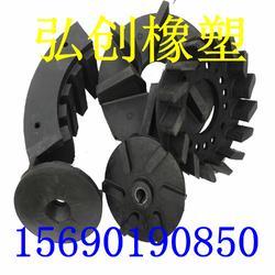 供应叶轮盖板,欢迎订购厂家优惠生产 专利橡胶叶轮盖板,聚氨酯叶轮盖板图片