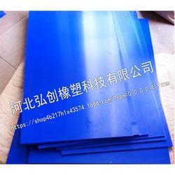 高耐磨尼龙板 厂家大量 尼龙衬板 蓝色尼龙PE板 欢迎订购图片