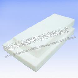 弘创直销白色pe板 高分子聚乙烯板【实力厂家】 耐低温聚乙烯板材图片