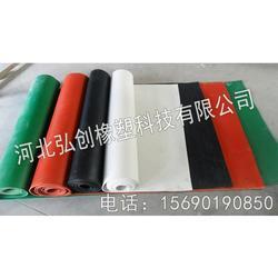 低价出售夹布橡胶板-15MM绝缘橡胶板-直销耐磨橡胶板厂家安装灵活图片