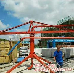 贵阳混凝土布料机,混凝土布料机组装,泰昌机械(优质商家)图片