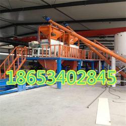 FS复合保温板生产线?#24515;?#20123;优点A砂浆复合板设备厂家图片