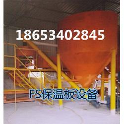 FS防火免拆外模板设备厂家A防火保温板生产线图片