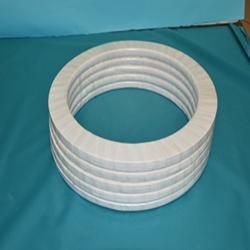四氟不锈钢波纹垫圈厂家-虞丰化工设备-贵州四氟不锈钢波纹垫圈图片
