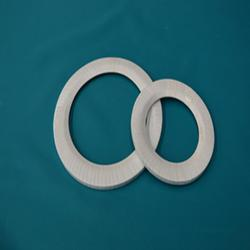 四氟不锈钢波纹垫圈厂商-四氟不锈钢波纹垫圈-虞丰化工设备图片