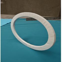 四氟不锈钢波纹垫圈厂-四氟不锈钢波纹垫圈-无锡市虞丰化工图片