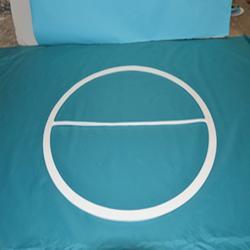 四氟垫片是多少-虞丰化工设备-四氟垫片图片