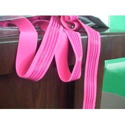 织带立体丝印硅胶 可印刷织带滴胶 运动护具松紧带滴胶图片