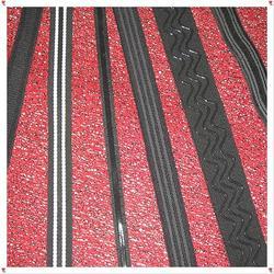 防滑耐磨松紧带滴胶 运动护具松紧带滴胶 纺织品硅胶涂层加工图片