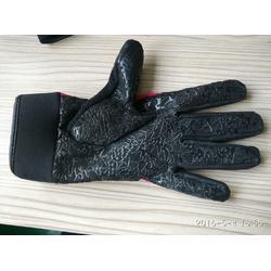 环保丝印硅胶印花骑行手套防滑硅胶印刷定做加工图片