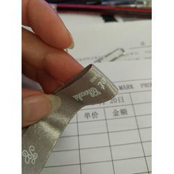 硅胶印刷防滑加工 织带立体丝印硅胶 织带印字滴胶加工图片