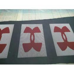 织带立体丝印硅胶 订做硅胶印花压花 服装辅料织带硅胶Logo图片