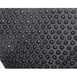 石龙硅胶丝印印花印字织带松紧带滴胶图片