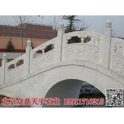 石景山石栏杆_北京汉白玉石栏杆_众意天宇石业图片