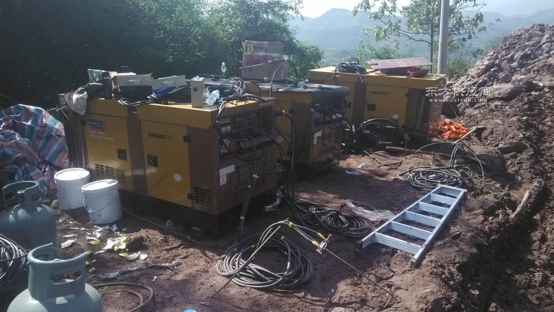 电王精密电器自发电焊机图片