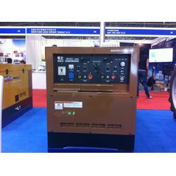 电王发电电焊机HW600DS日本三菱S4S柴油双把水冷静音600A纤维素下向氩弧引擎电焊机图片