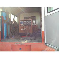 电王依维柯车载发电电焊机,应急抢修工程车,电焊工程车,焊接工程车,发电焊接车图片