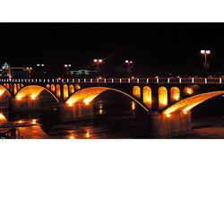 桥梁亮化工程、太原华之旭光电、山西桥梁亮化工程图片