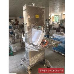 昆粤JG650大型商用锯骨机牛羊骨商用不锈钢锯骨机立式商用切机 修改图片