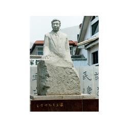 园林伟人人物石雕|伟人人物石雕|嘉祥超越石业设计新颖(查看)图片