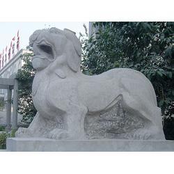 动物石雕厂家、嘉祥超越石业、鄂尔多斯动物石雕图片