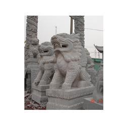 青蛙动物石雕_嘉祥超越石业_牙克石动物石雕图片