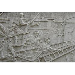 池州浮雕壁画-嘉祥超越石业实惠-浮雕壁画图片