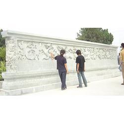 丽水浮雕壁画-嘉祥超越石业设计新颖-玉石浮雕壁画图片