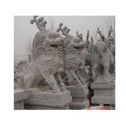 青蛙动物石雕、动物石雕、嘉祥超越石业客户至上(查看)图片