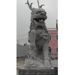 喷水动物石雕厂家-嘉祥超越石业(在线咨询)河北动物石雕图片