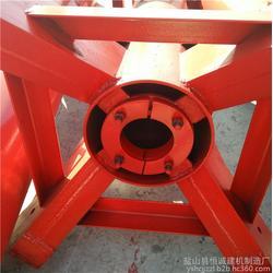 手动圆筒布料机-恒诚建机(在线咨询)株洲圆筒布料机图片