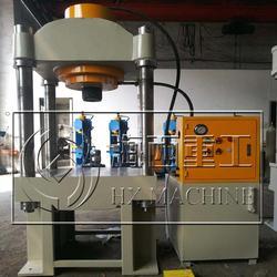 250吨四柱液压机使用条件主要功能液压机图片