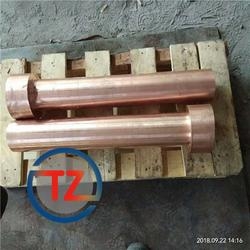 C18150铬锆铜锻件 C18150光棒图片