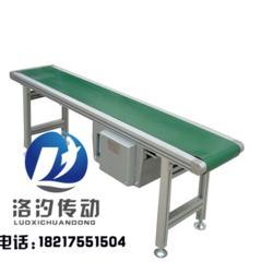 绿色平面pvc输送带生产厂家图片