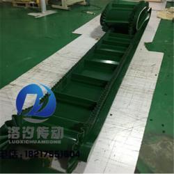 pvc裙边挡板提升输送带生产厂家图片