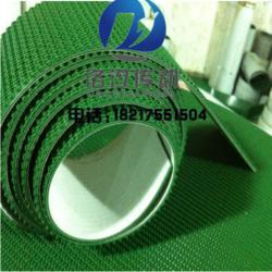 绿色草型纹输送带图片