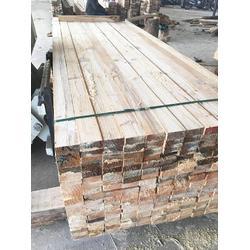辐射松方木加工厂、同创木业(在线咨询)、辐射松方木图片
