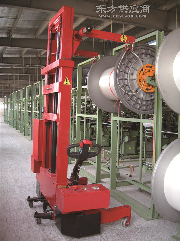 液压毛巾织机上轴车型号、无锡金太阳新纺织机图片