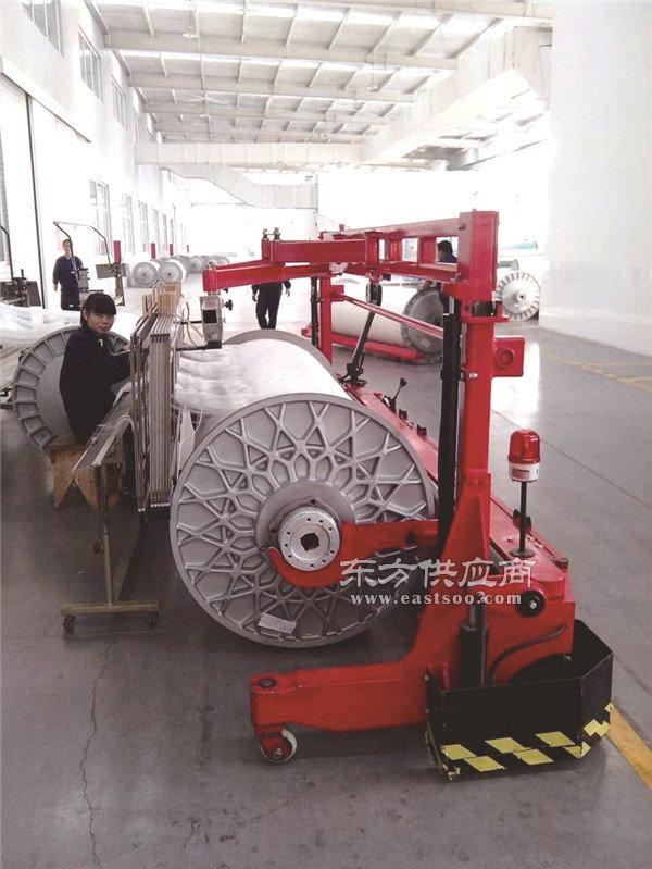 液压毛巾织机上轴车|无锡金太阳新纺织机图片