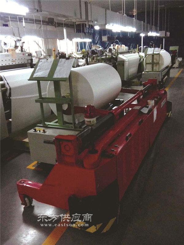 吉林液压上轴落布运输车-无锡金太阳新纺织图片图片