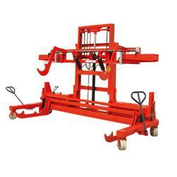 无锡金太阳新纺织机、液压棕框上轴车品牌、杭州液压棕框上轴车