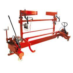 全电动经编机上轴车型号、全电动经编机上轴车、金太阳新纺织机