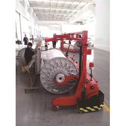全电动经编机上轴车型号-无锡市金太阳新纺织机图片