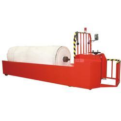 无锡液压上轴落布运输车|金太阳新纺织机配套图片