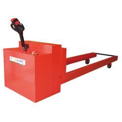 无锡市金太阳新纺织机,液压上轴运输车订购图片